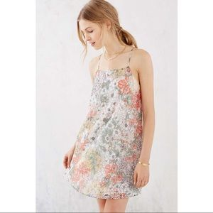 UO Love Sadie Floral Dress